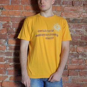 Yellow Sunshine Funny Y2K Shirt 🌞 Delivish Humor